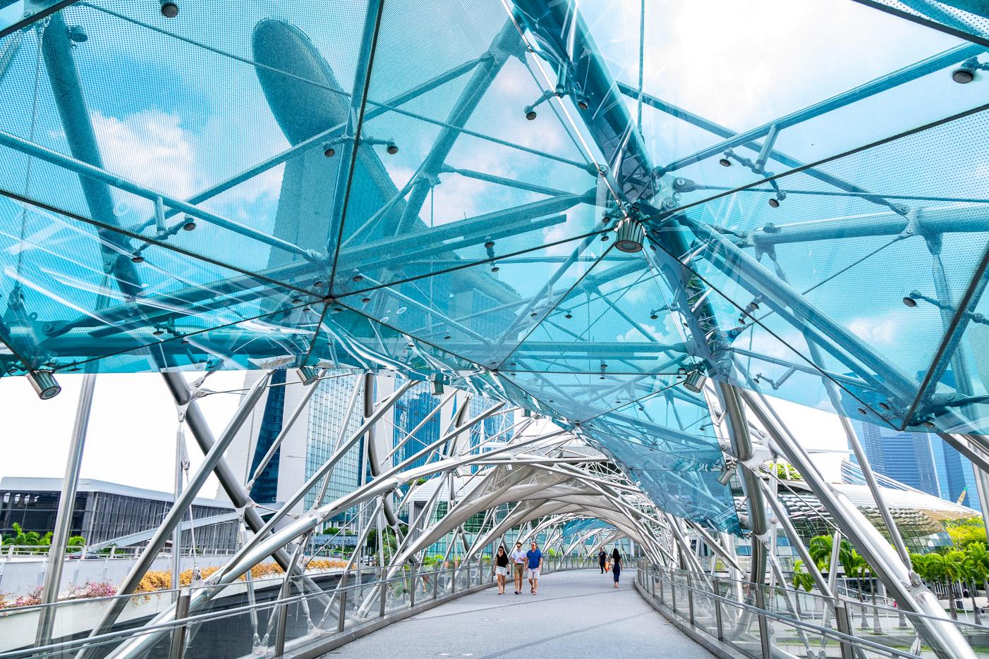 Helix, Singapore