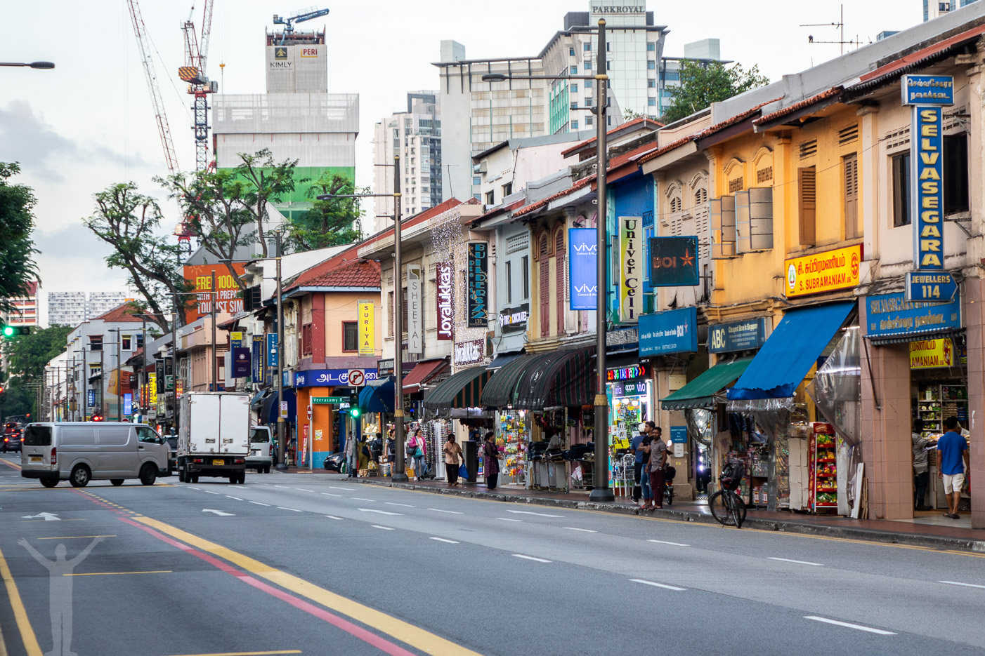 Little India i Singapore