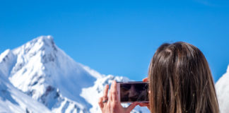 Fotogeniska alper i Österrike