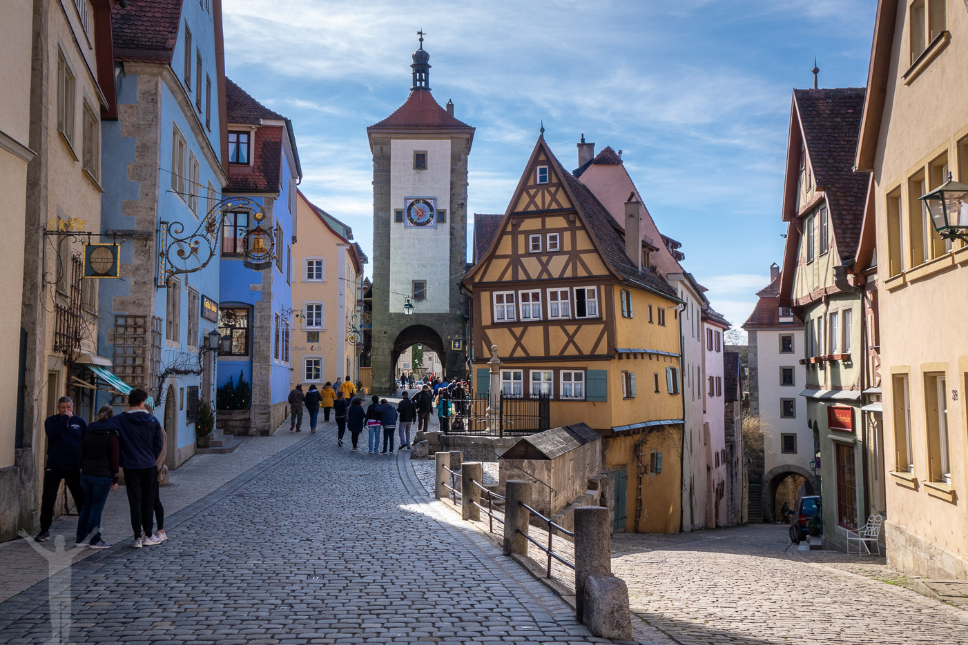 Rothenburg, Tyskland