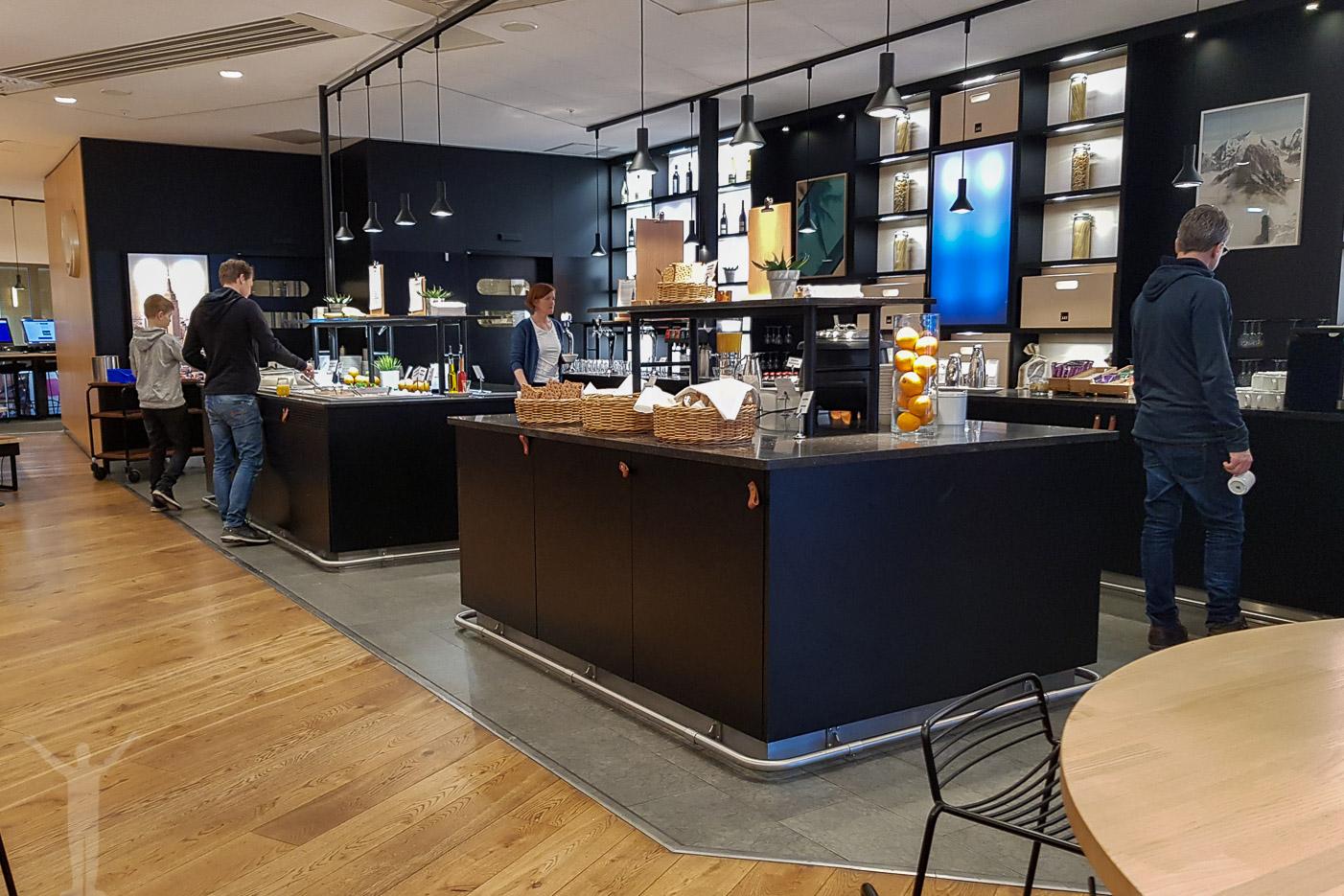 Karta Arlanda Terminal 5 Lounge.Recension Sas Lounge I Terminal 5 Pa Arlanda Flyingdryden