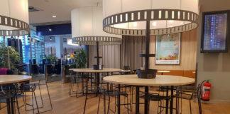 Sittplatser och bord