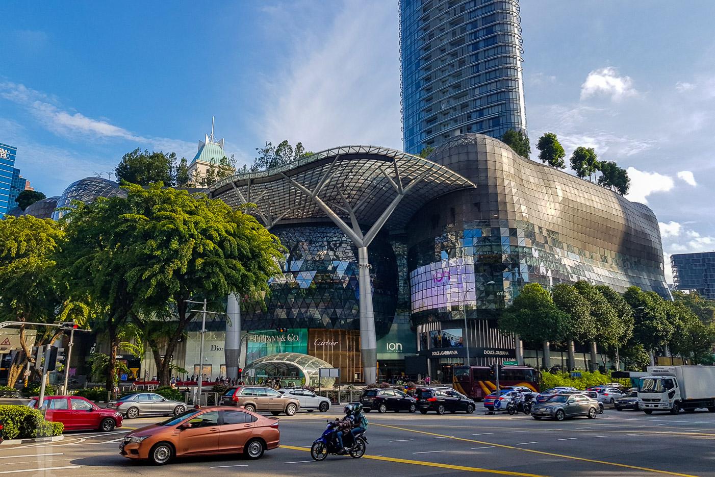 Orchard Street i Singapore