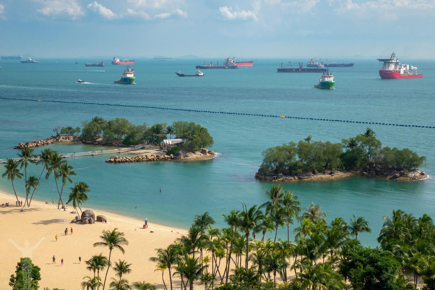 Singapores hamninlopp