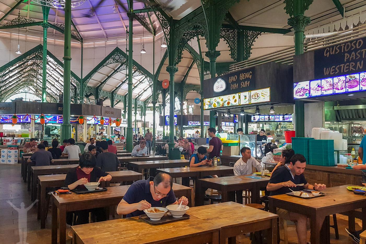 Telok Ayer Market
