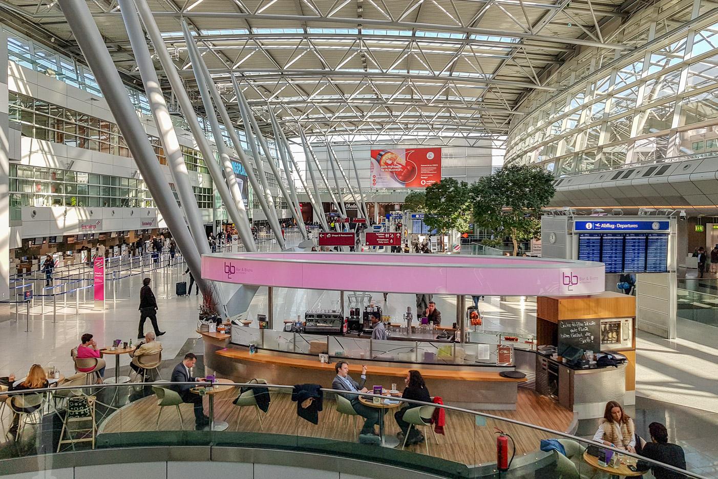 Düsseldorf flygplats