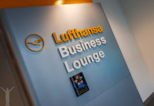 Lufthansa Business Lounge