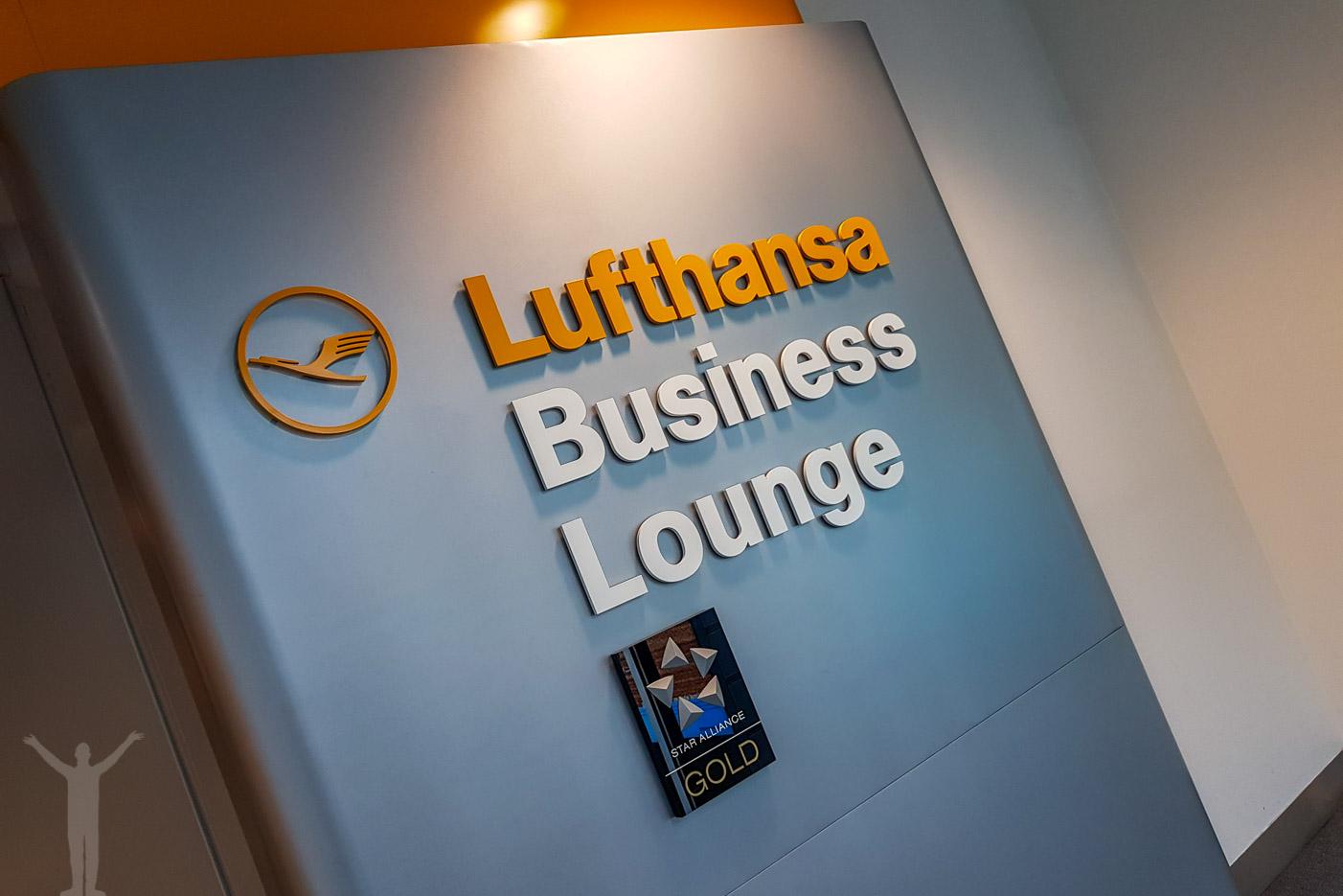 Lufthansa Business Lounge