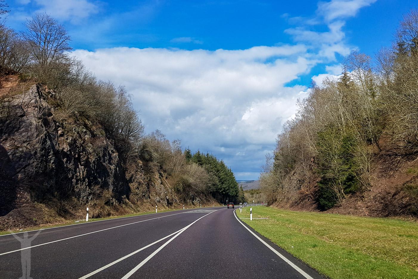 Roadtrip i Luxemburg