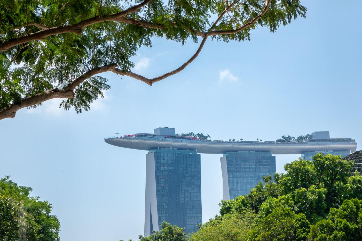 Hejdå, Singapore