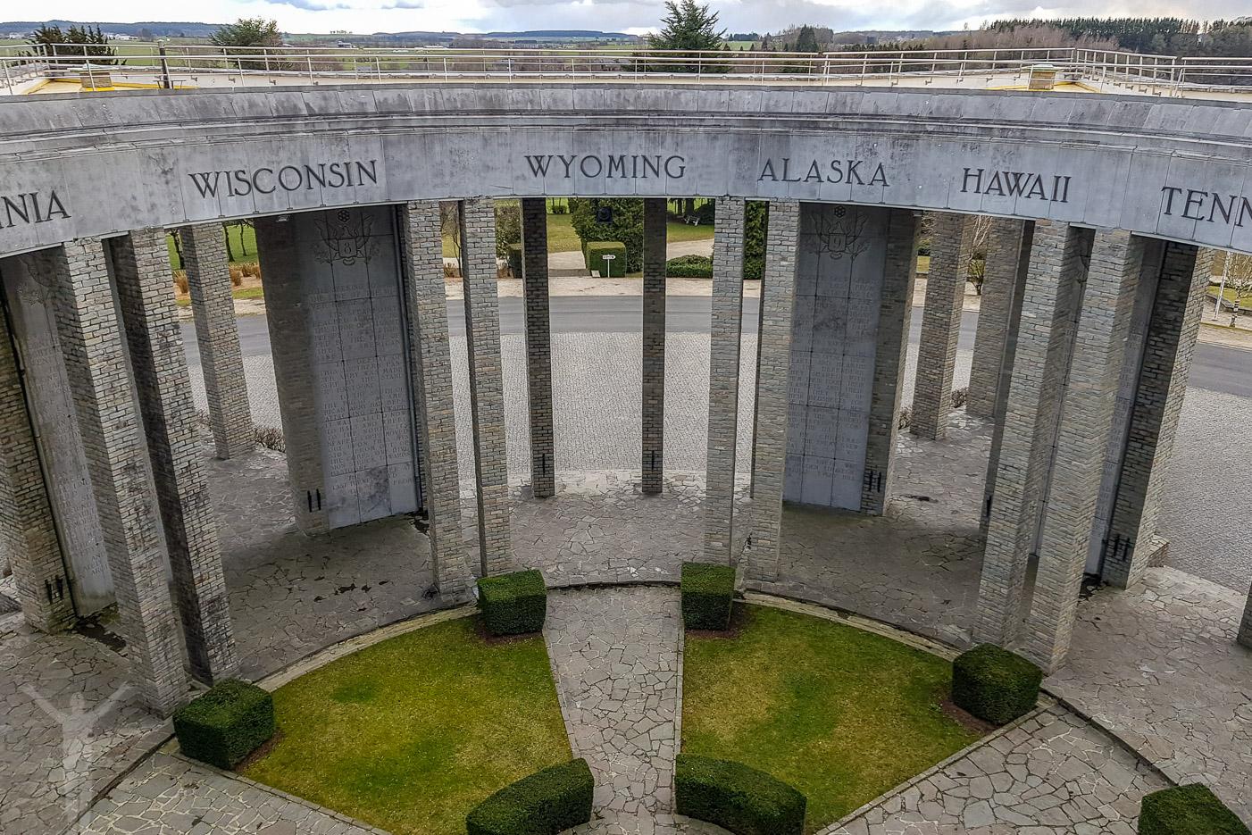 Memorial du Mardasson
