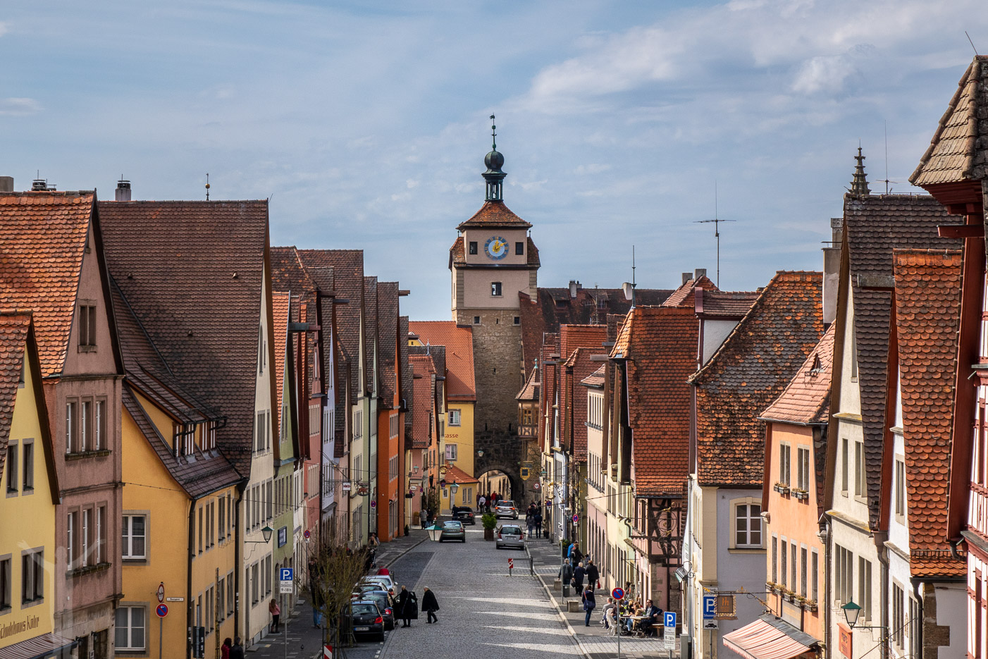 Gata i Rothenburg
