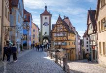Plönlein i Rothenburg