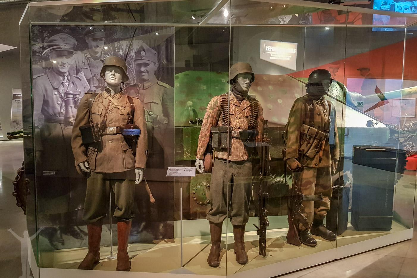 Soldatmodeller från andra världskriget
