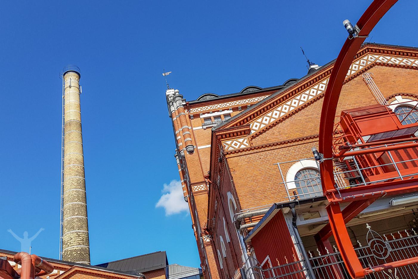 Fabriken i Åhus