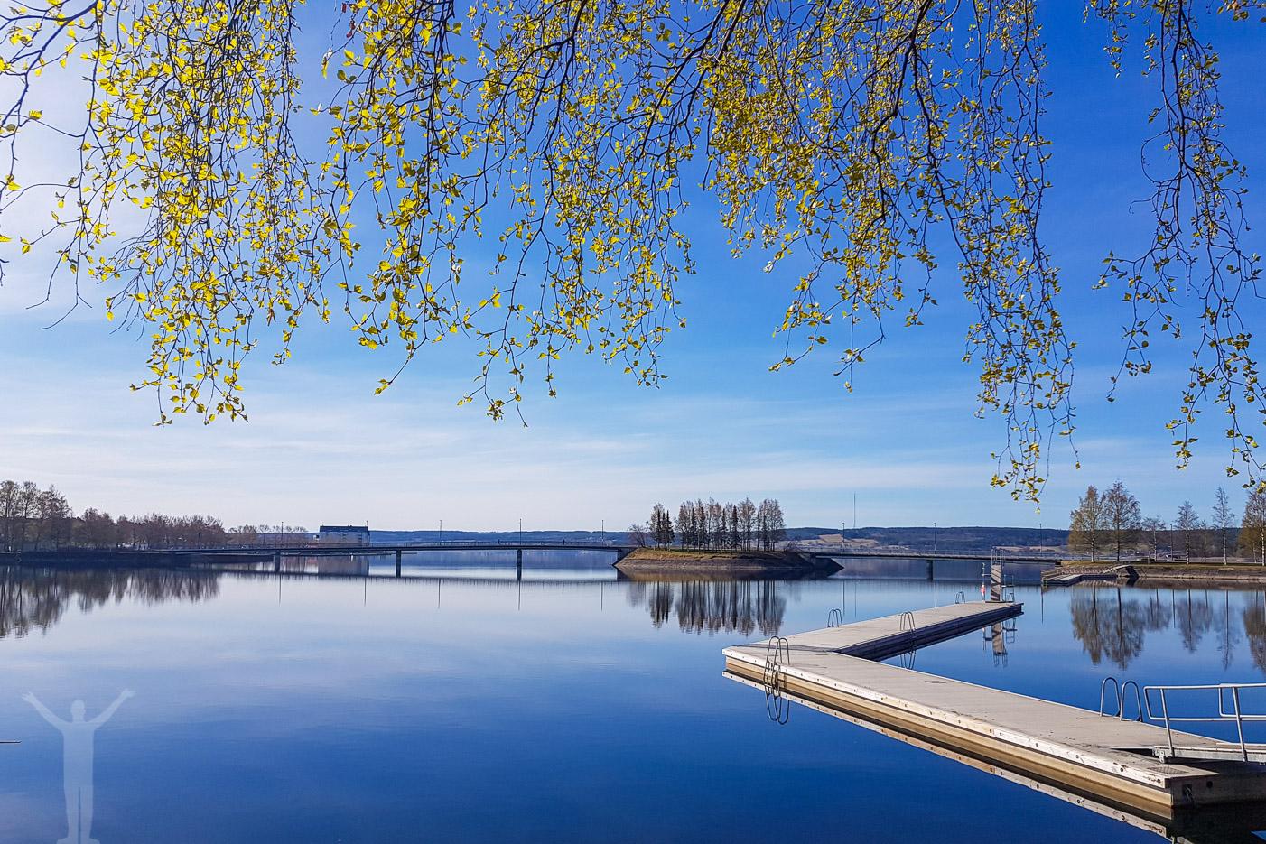 Vindstilla i Östersund
