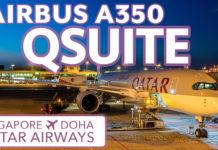 Qatar Airways Qsuite tripreport