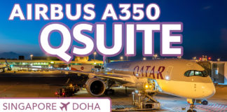 Qatar Airways Qsuite tripreport