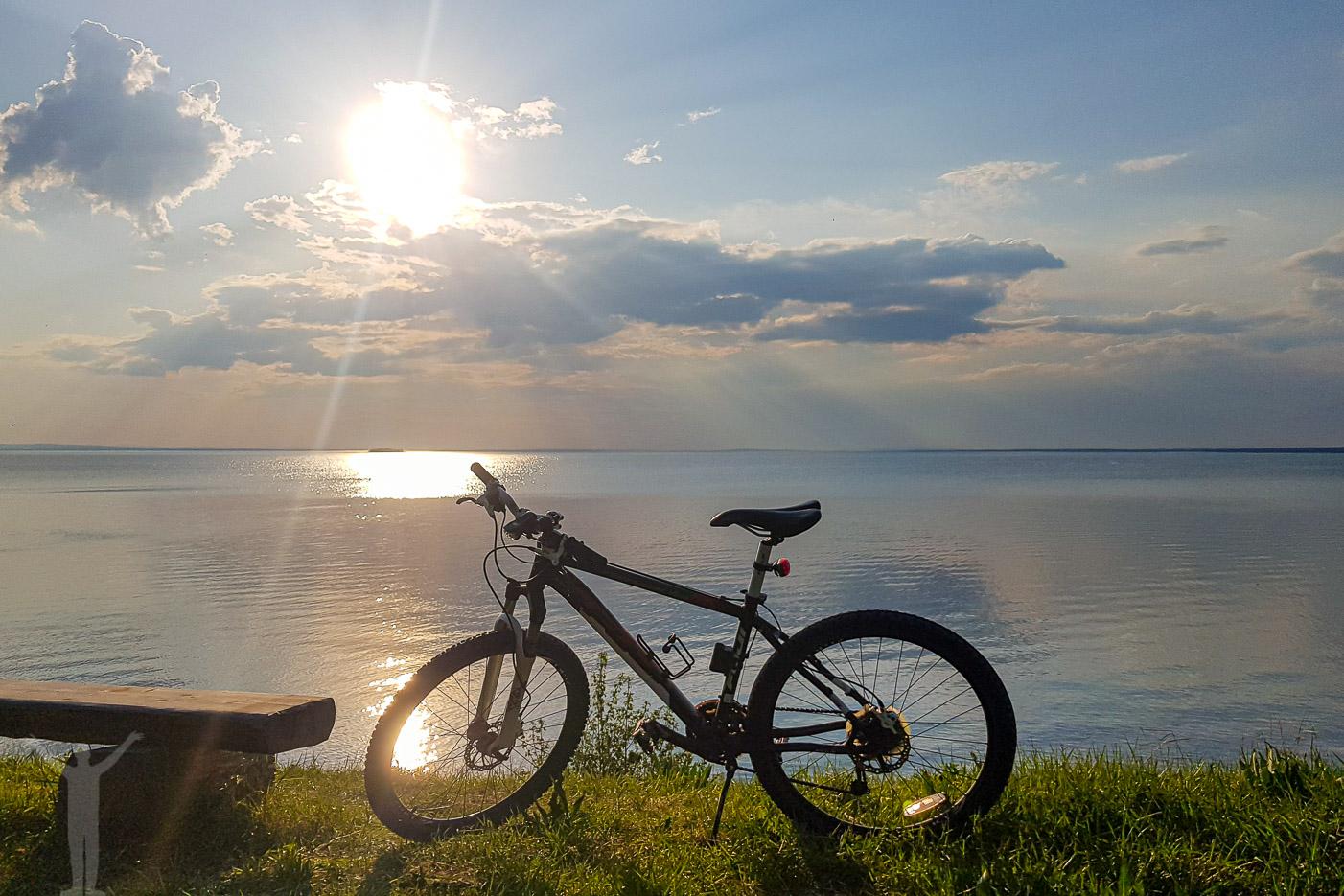 Att cykla till Bynäset
