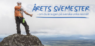 Årets Svemester 2019