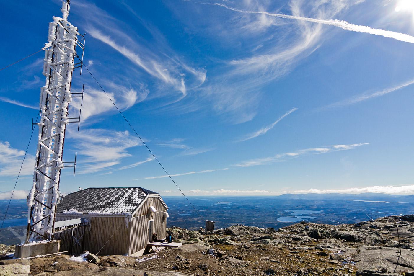 Vandra i åre och gör Åreskutans topp med sina 360°-vyer!