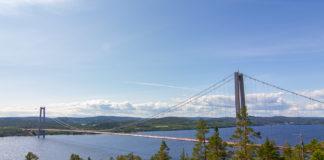 Höga Kusten-bron i Ångermanland