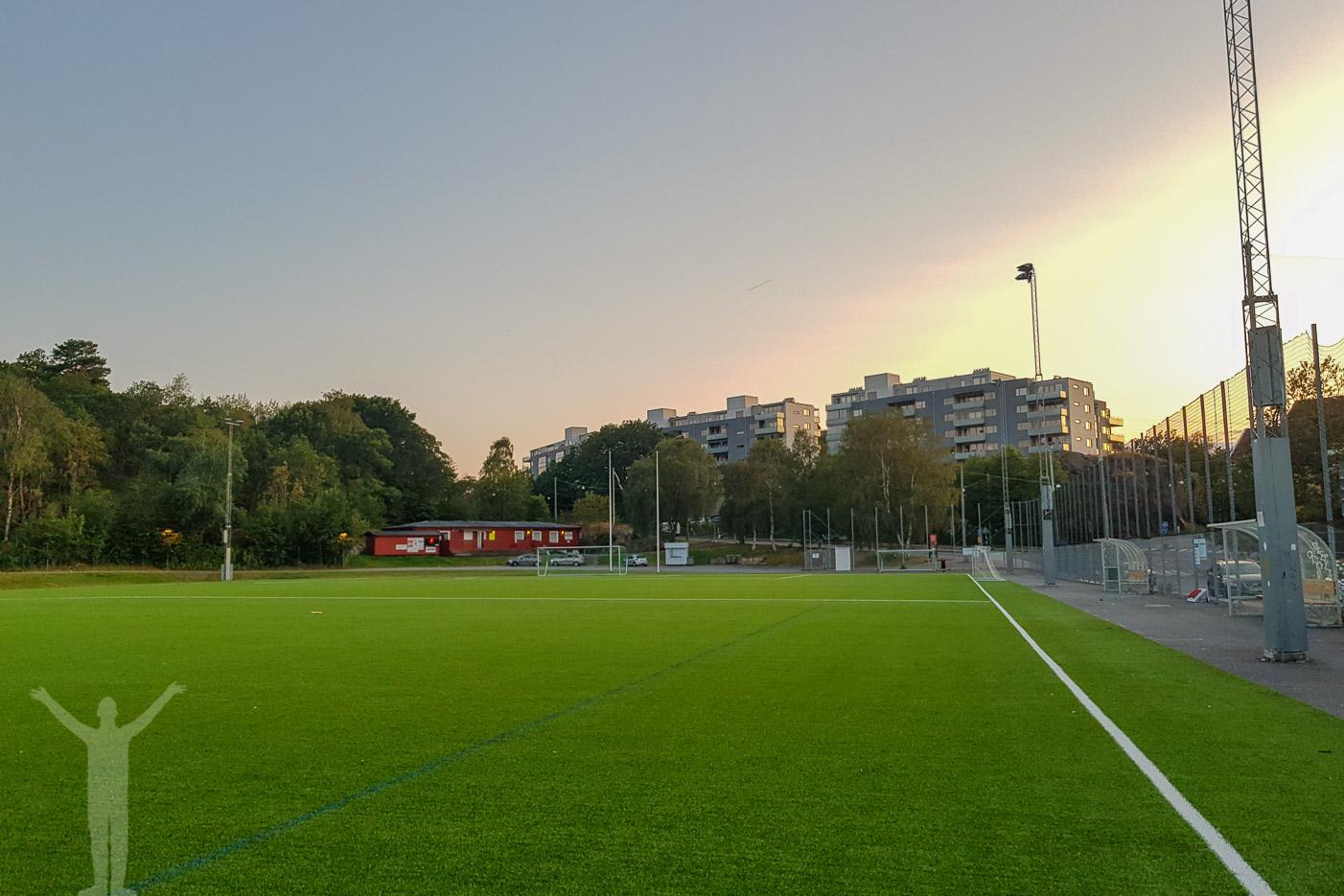 Majvallen i Göteborg