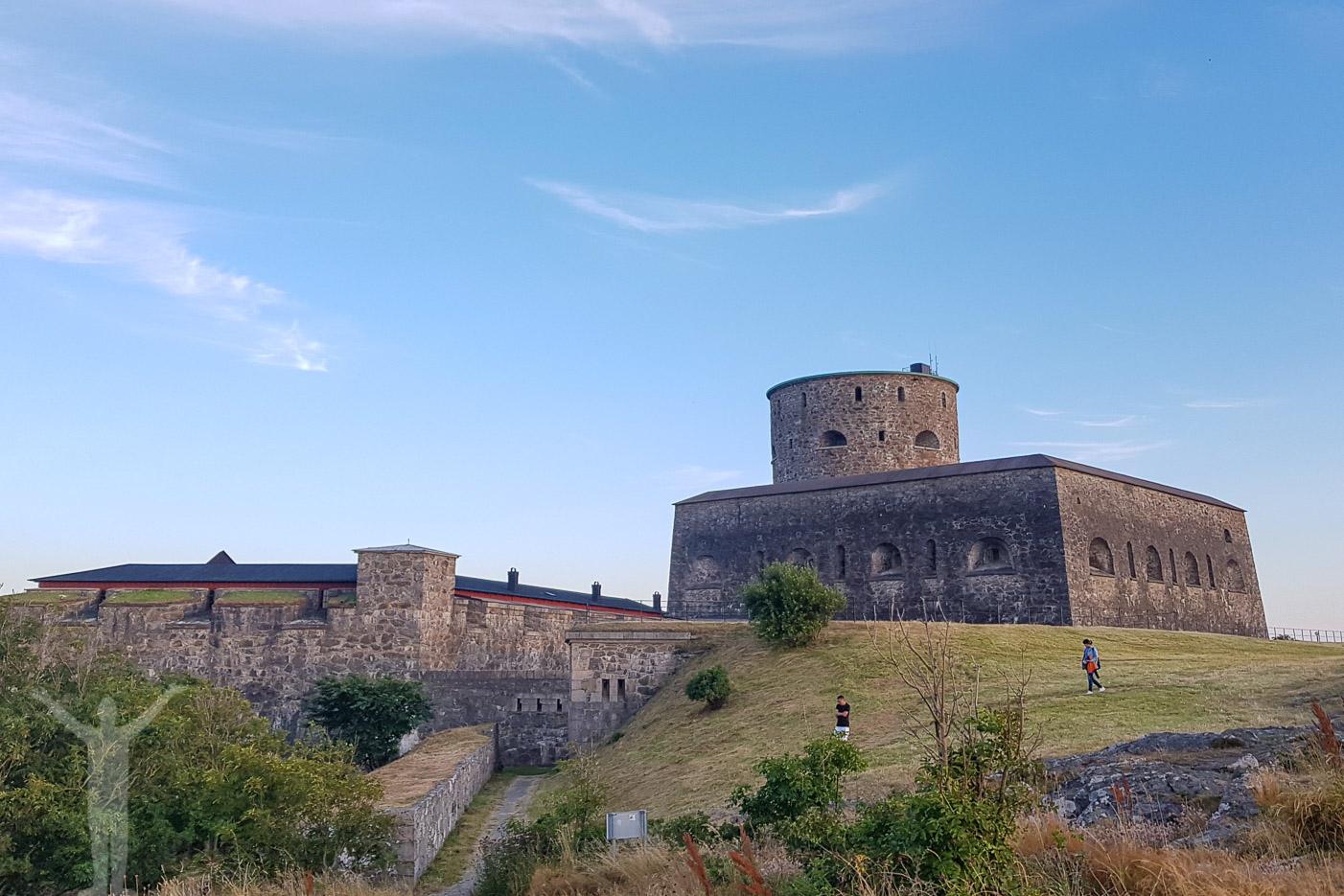 Carlstens fästning i Marstrand