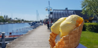 Ottos glass i Åhus