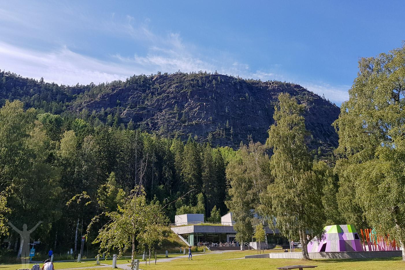 Klättra på Skuleberget