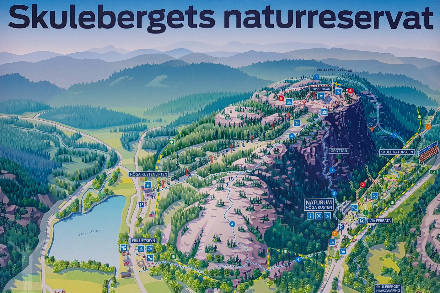 Skulebergets naturreservat