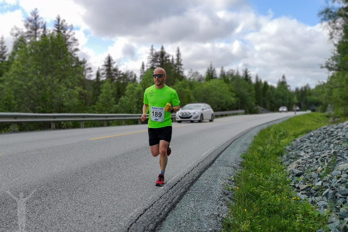 Intervallträning för löpare