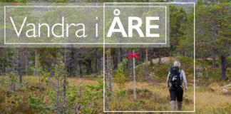 Vandra i Åre - tips på dagsturer