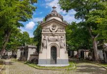 Menier-familjens grav på Pere-Lachaise