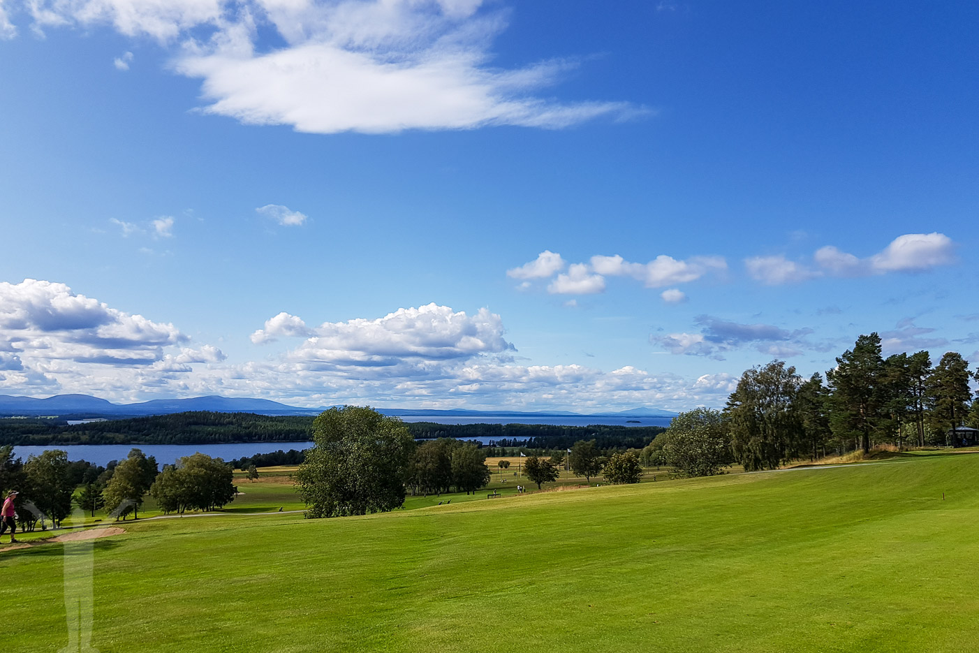 Golf på Frösön