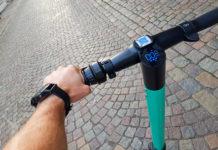 Tier - elscooter i Göteborg