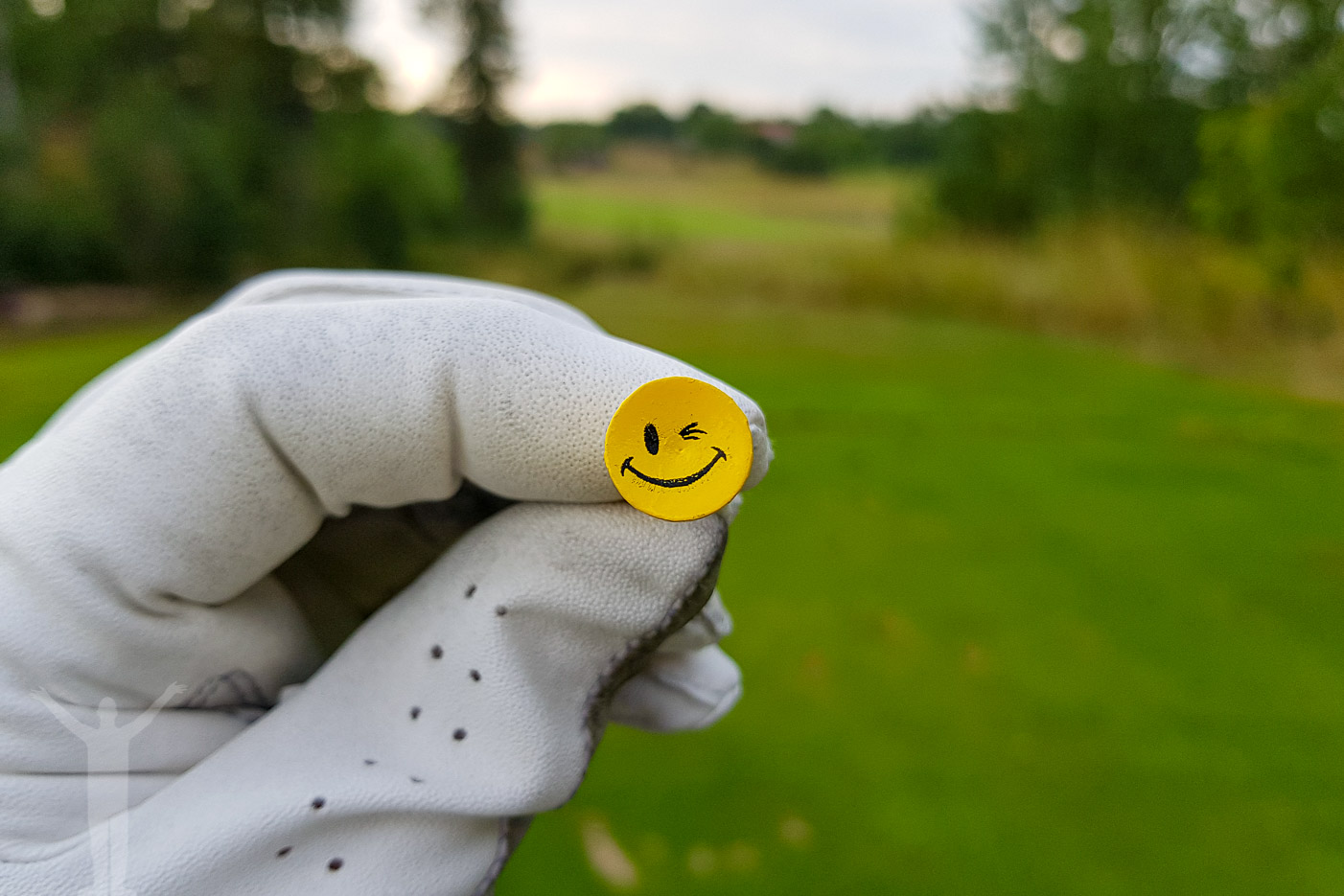 Smile - you're on Läckö Golfklubb
