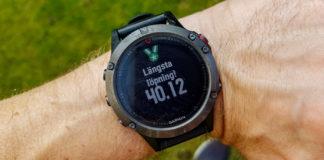 I mål - 40+ km!