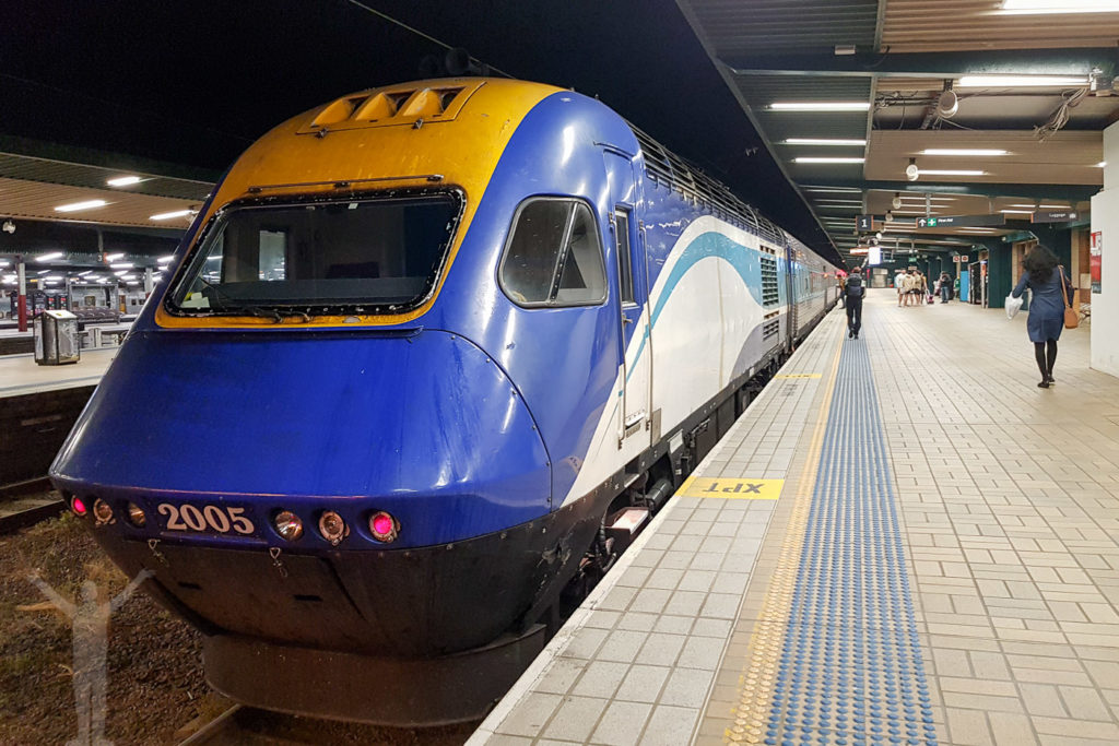 New South Wales XPT