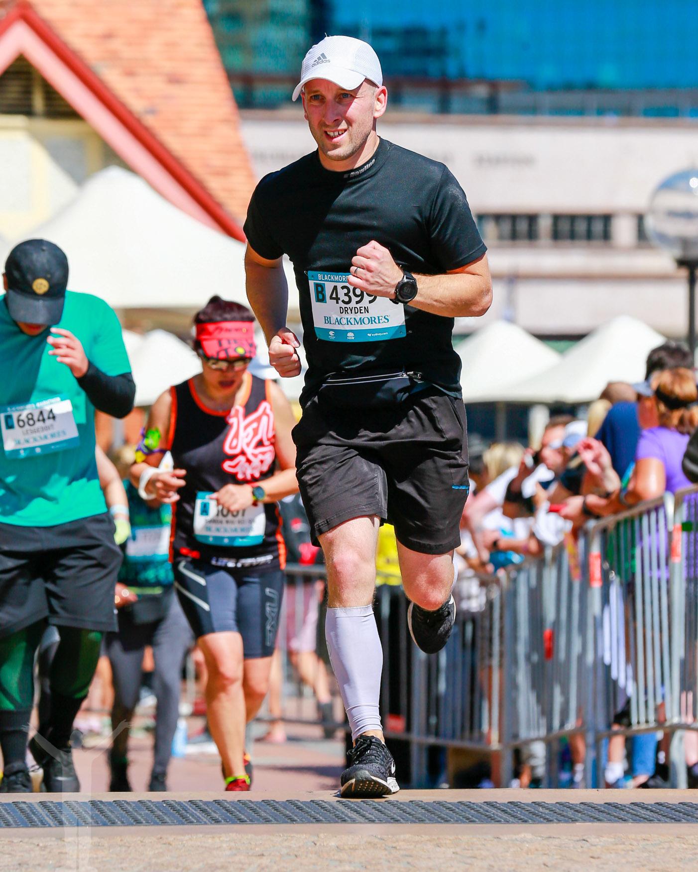 Upploppet på Sydney Marathon