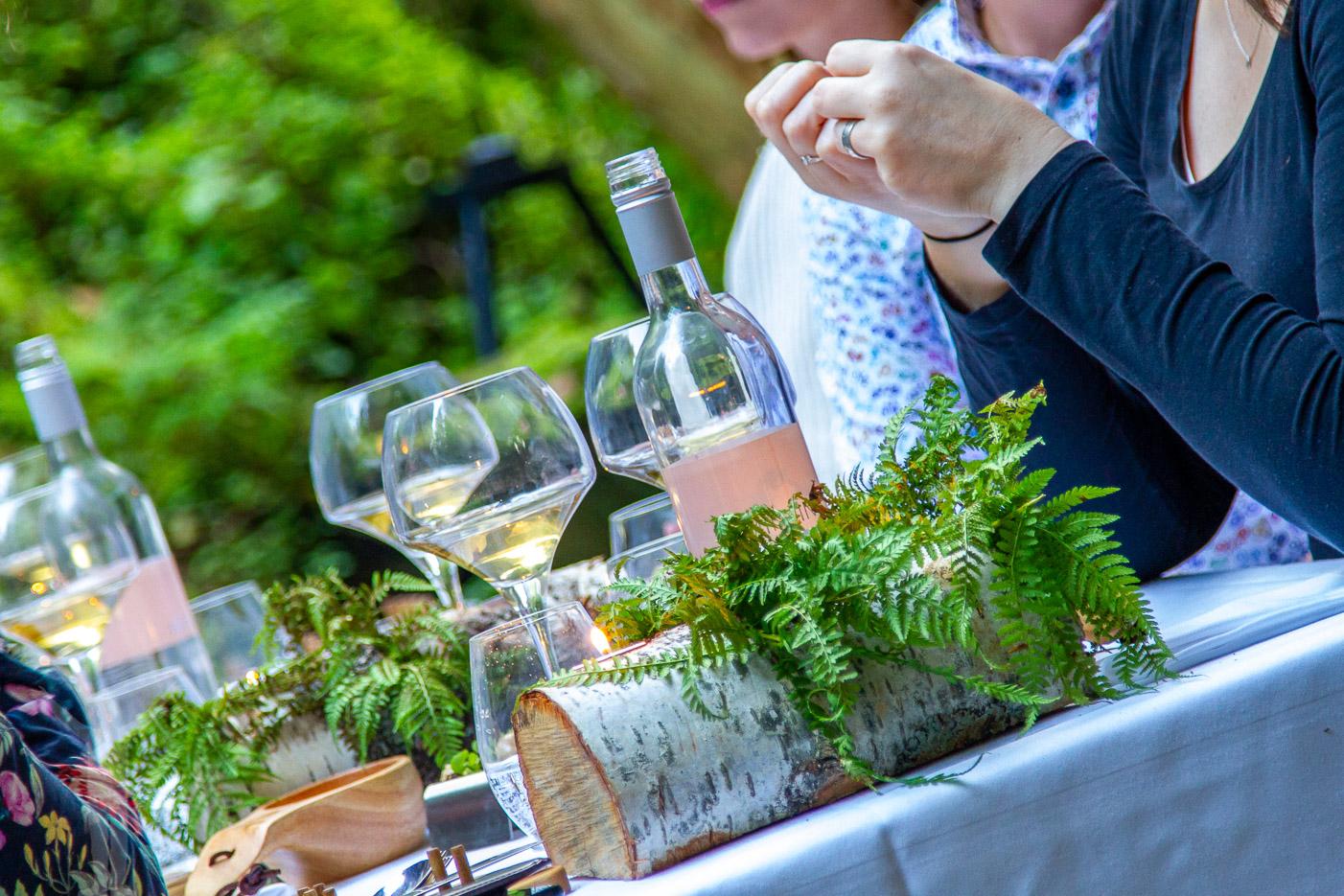 Serveringen har startat på Gastro Natur i Örebro