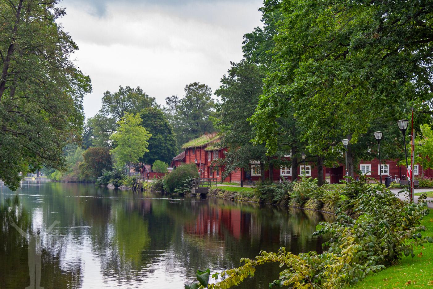 Wadköping vid Svartån
