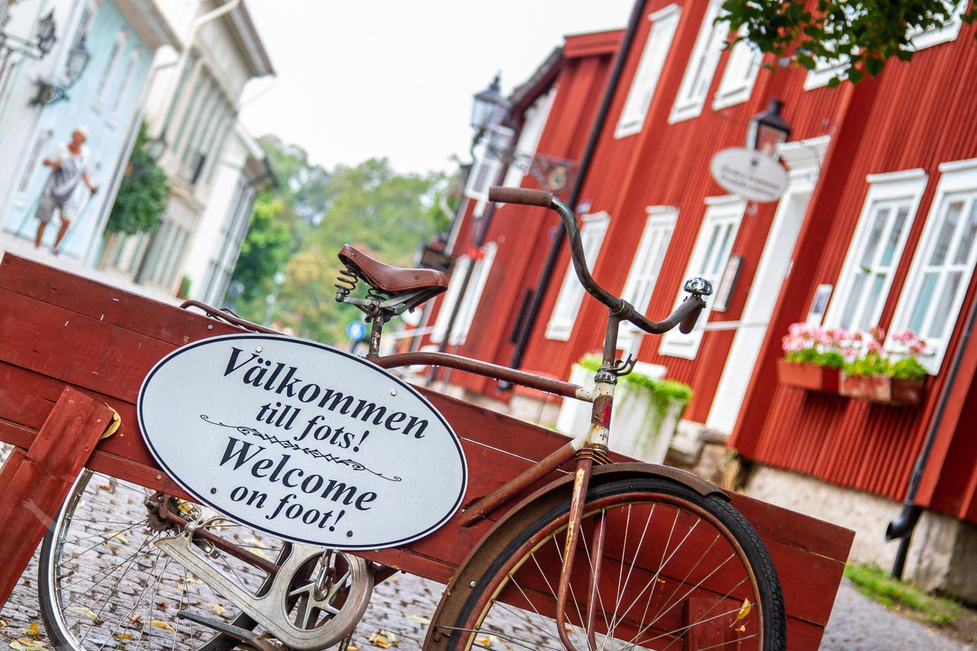 Välkommen till fots i Wadköping