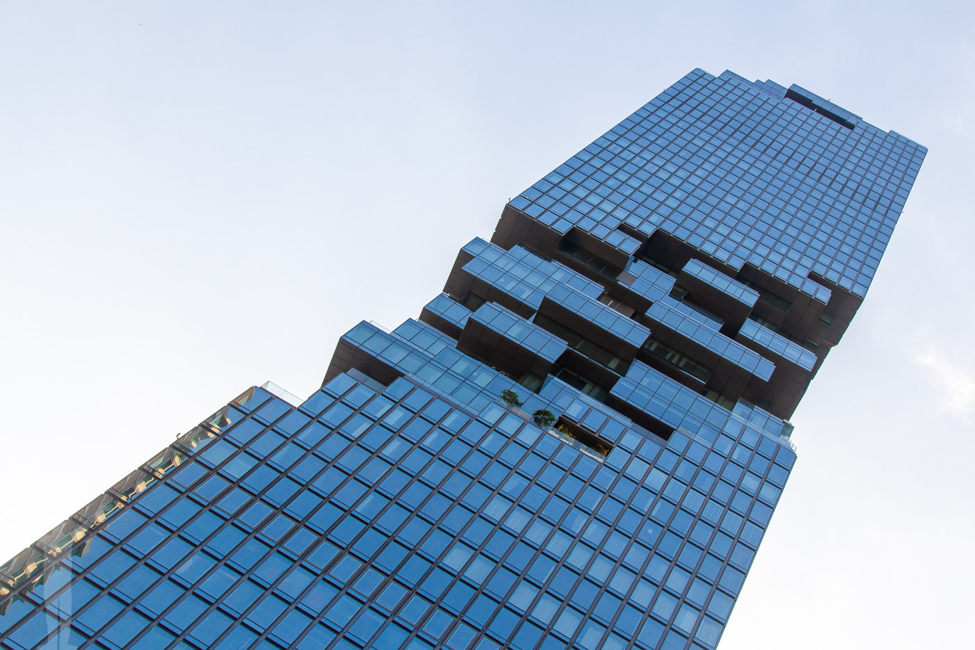 King Power Mahanakhon är Thailands näst högsta byggnad och har Bangkoks högsta takbar!