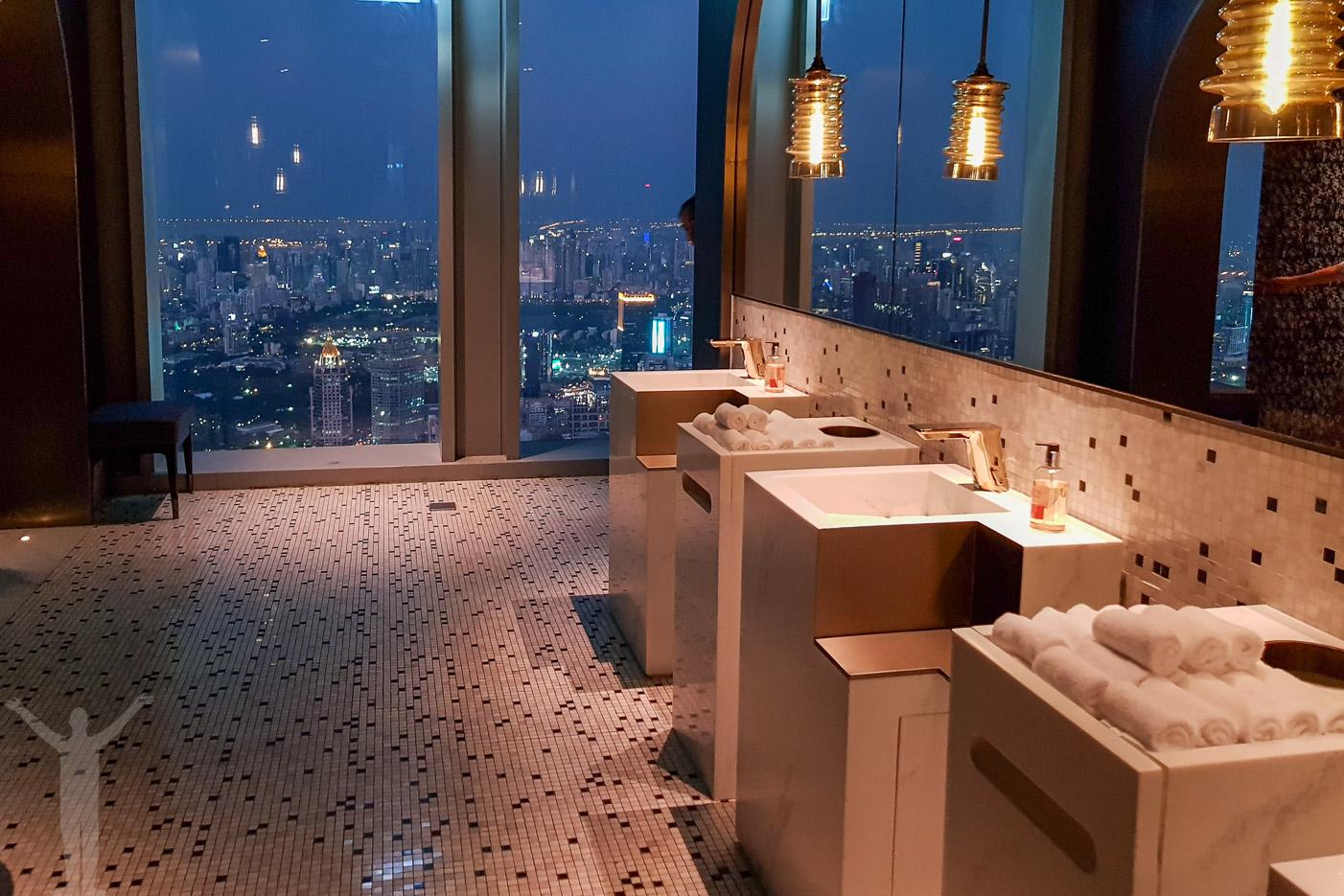 Bangkoks bästa toalettutsikt?