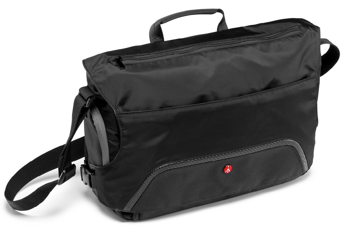 Manfrotto Advanced Messenger Befree. Bild: produktbild från Manfrotto