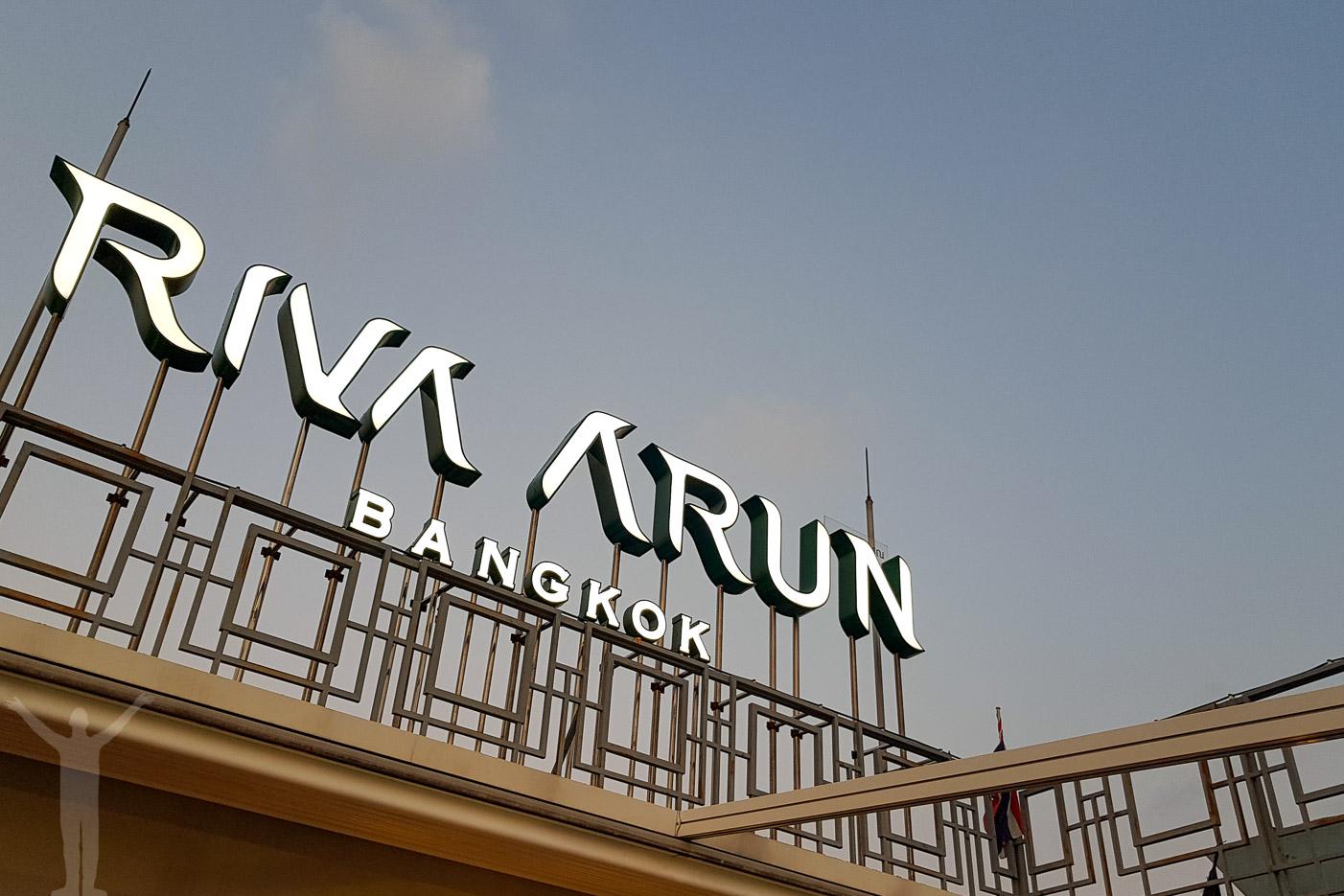 Riva Arun i Bangkok