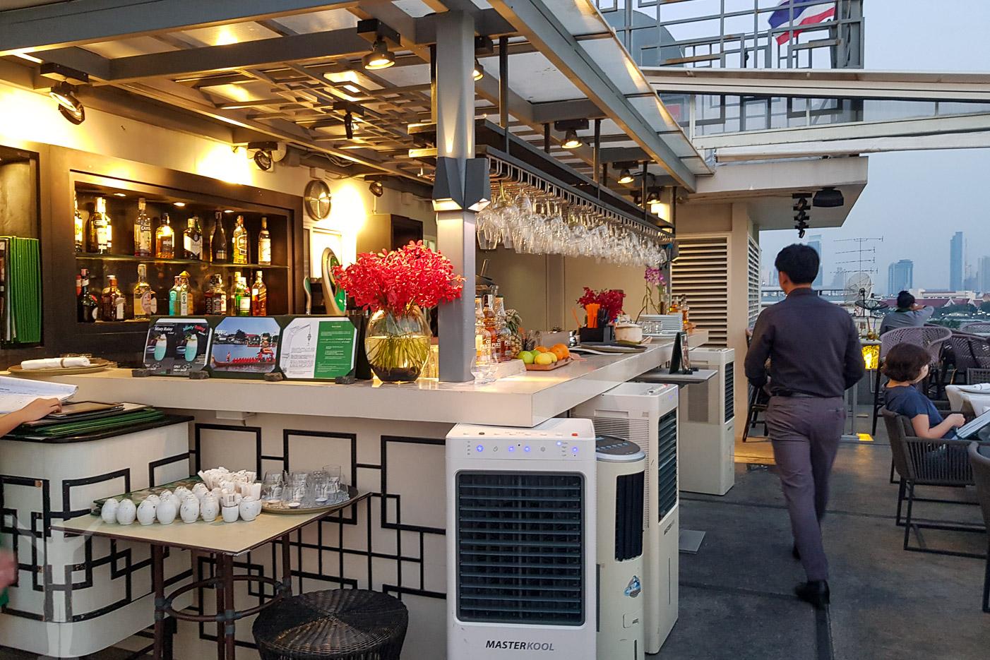 Takbaren på Riva Arun i Bangkok