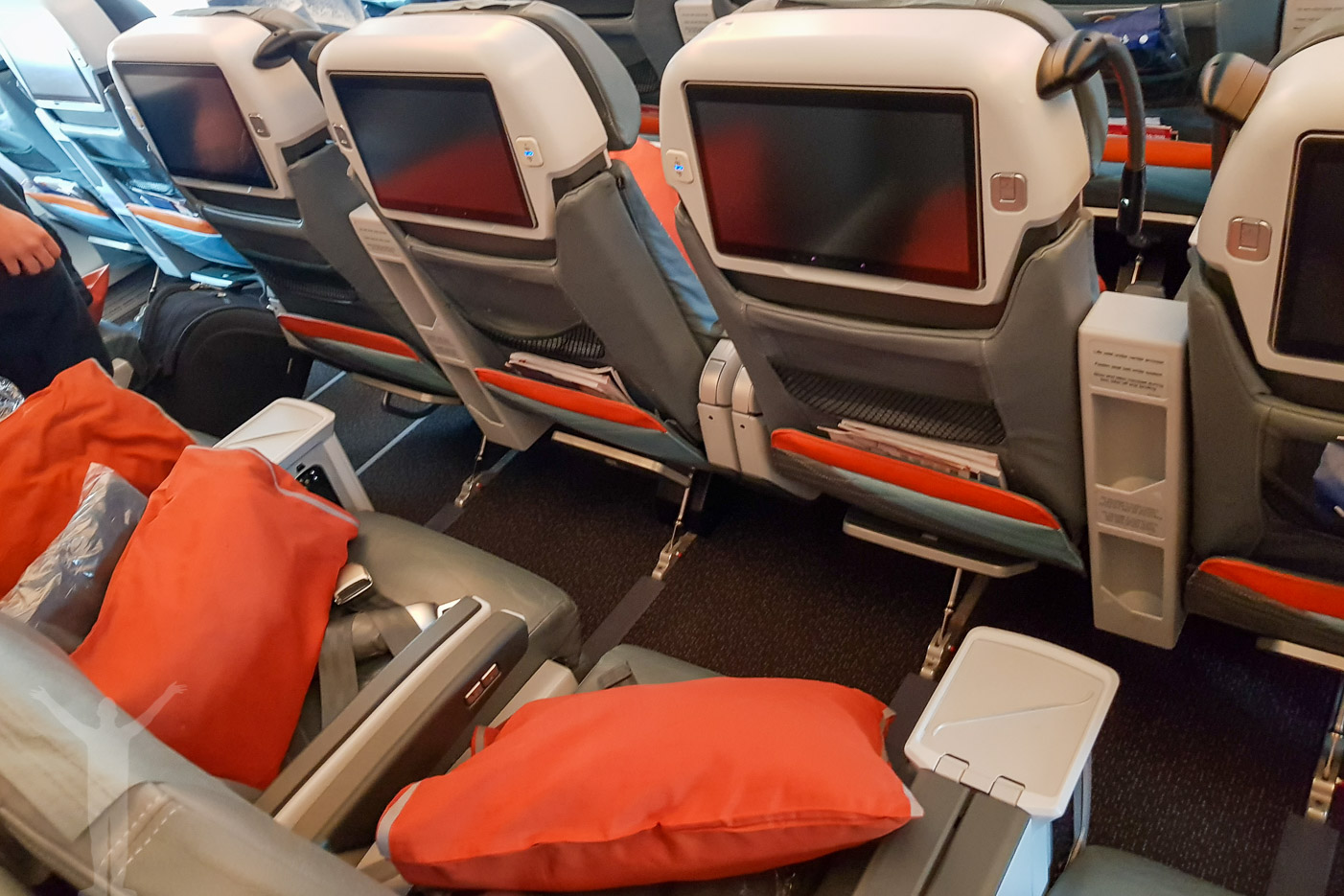 Premium Economy på A350