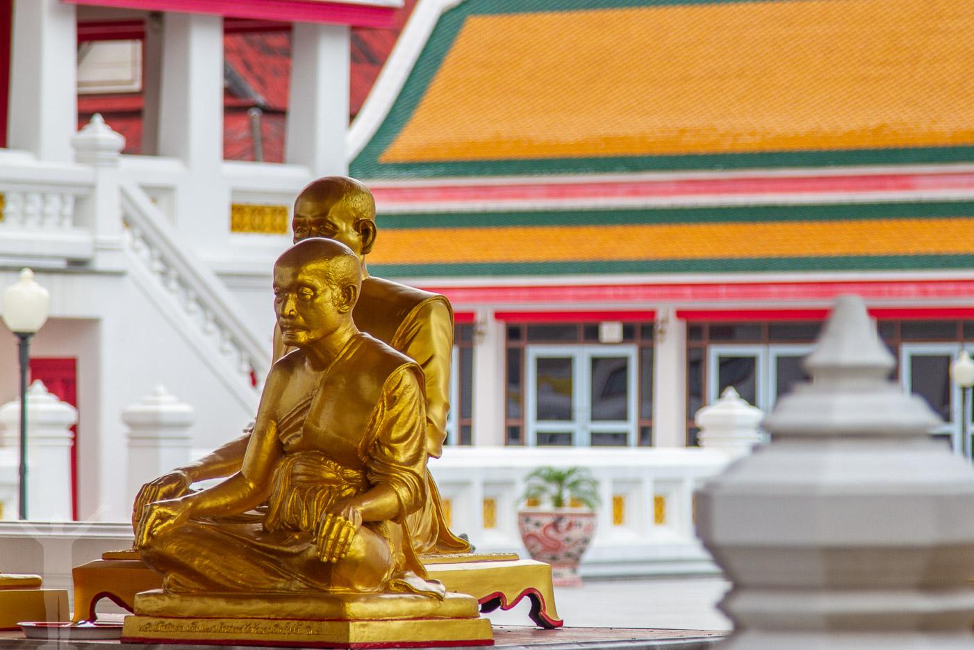 Wat Kalayanamit i Bangkok
